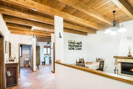 Casa Rural en Mirabueno (Guadalajara-CLM-SPAIN)