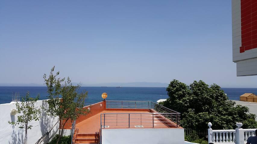 TANGER-MED BEACH APARTMENT - Tanger - Daire