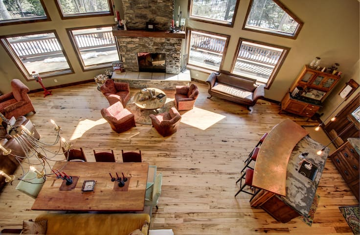 Grouse Trail Lodge - Donnelly