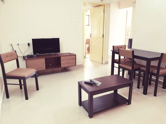 New & Fully Furnished 2BHK available @Madipakkam C