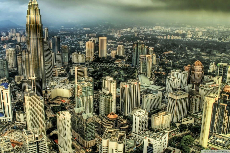 350m away from KLCC, Petronas Twin Tower