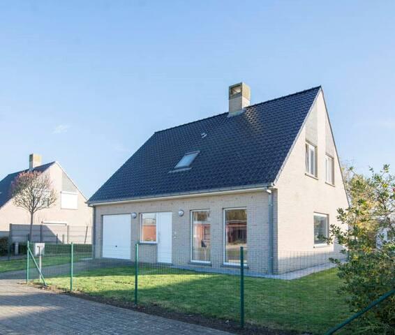 Woning in de Vlaamse Ardennen (centrum Zwalm)