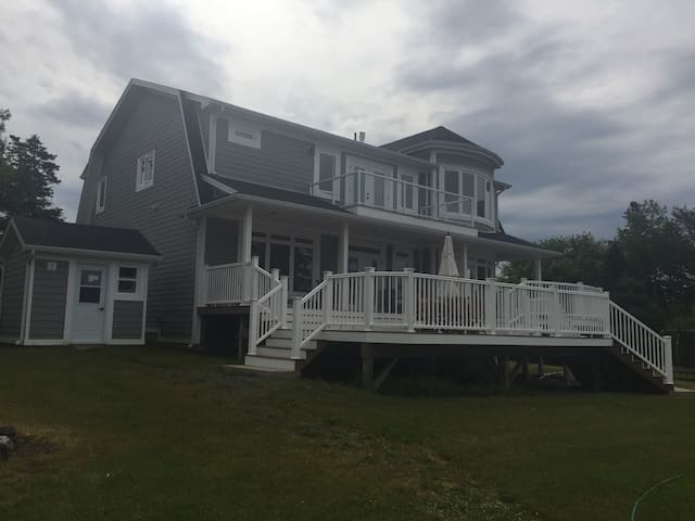 Private New Home/ Cottage..  Ocean Frontage - Boutiliers Point
