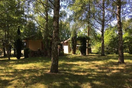 Karlshof Bungalow - Rosenow - Cottage