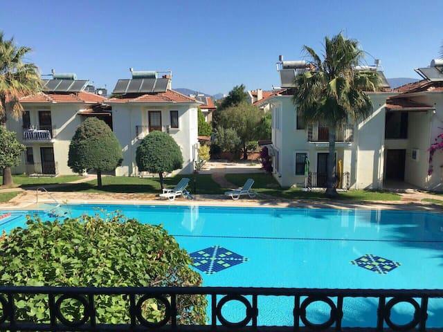 1+1 apart Fethiye Zakkum sitesi - Turkey - Fethiye - Wohnung