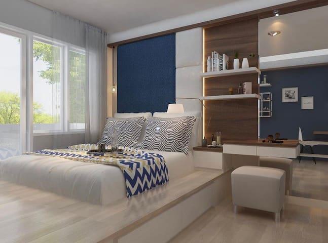 Cozy Apartment in Medan