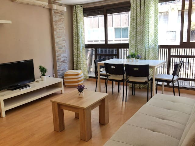 Cosy new apartament in the center of Valencia!