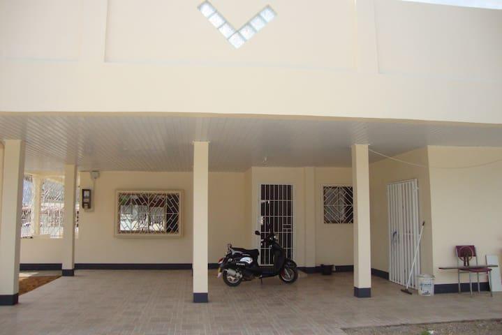Vrijstaand huis in Suriname !