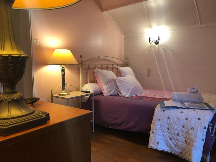 La Villa D'Hélène Chambre Double classique