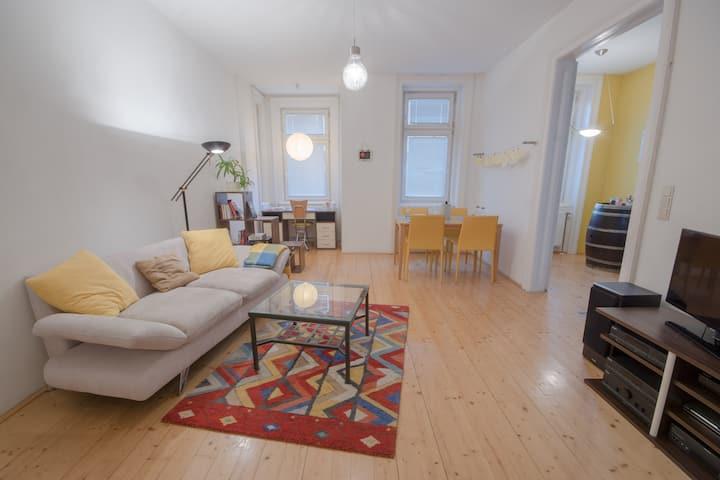 Citynahe Wohnung in sonniger und ruhiger Lage