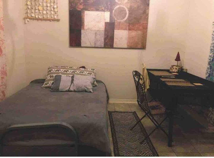 The Elephants Office:  futon studio 420Gayfriendly