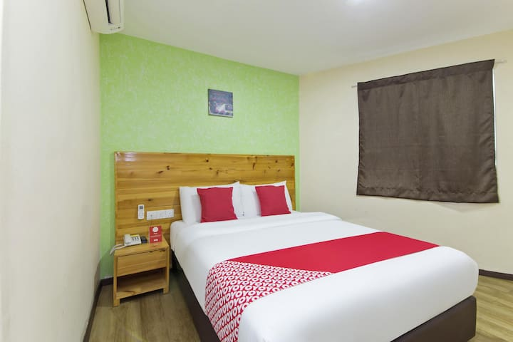 Apple Hotel Shah Alam- 1BR Deluxe Double