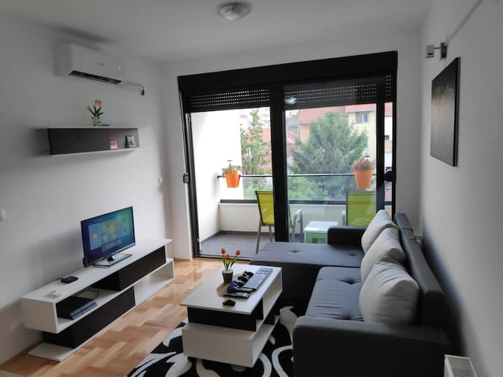 Sunny Apartment in the quiet heart of Niš