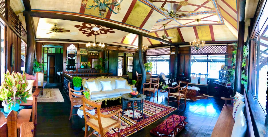 Posada La Patriciana - whole house