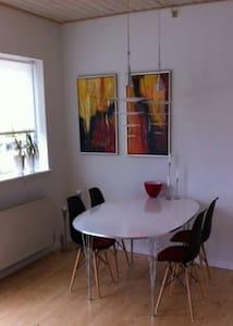 Hyggelig lejlighed tæt på Aarhus - Hørning
