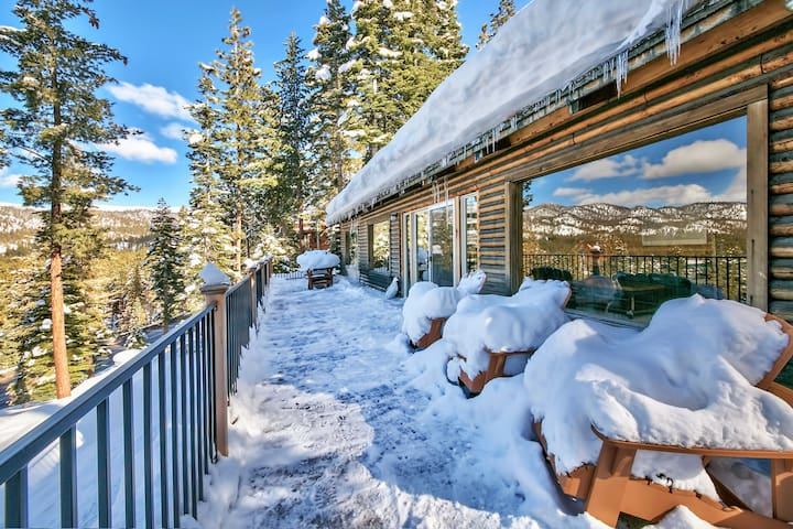 Co-Z cabin 019A Lake Tahoe NV