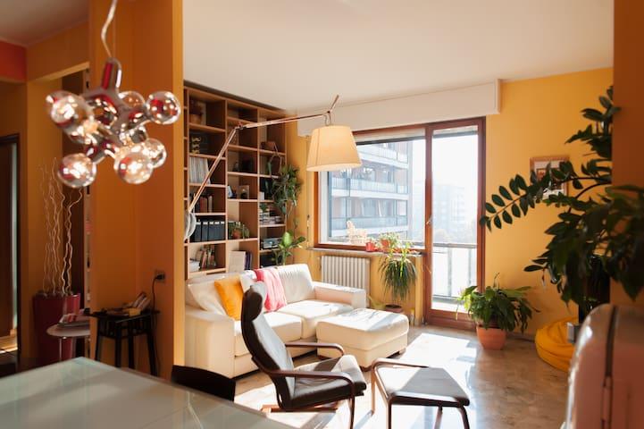 Camera spaziosa e tranquilla - Torino