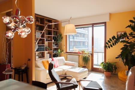 Camera spaziosa e tranquilla - Turin - Lägenhet