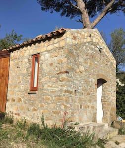 Contrada Carmine, Reitano: Huis met een uitzicht