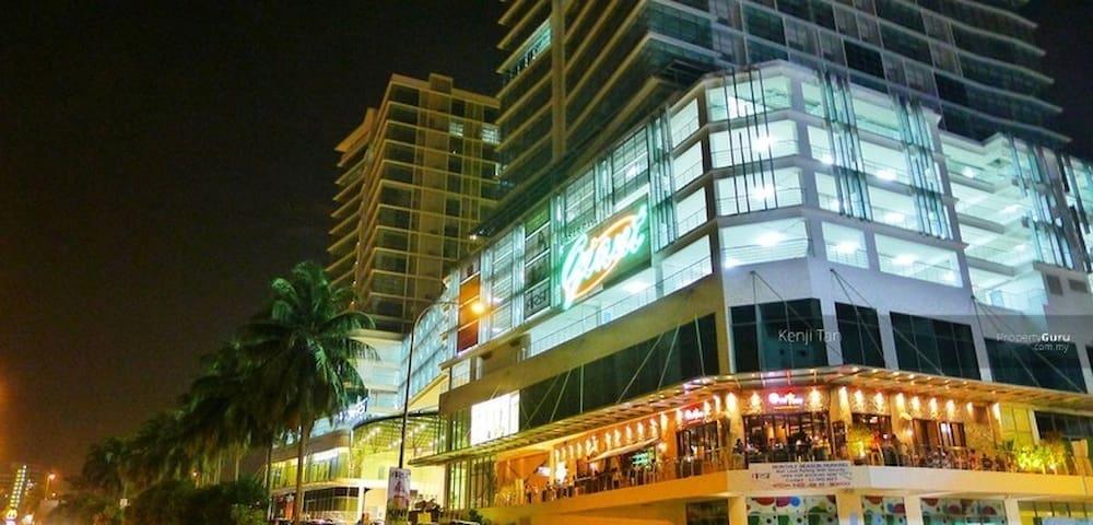 Cozy Studio>> 5-Min Sunway Pyramid I Mall-LRT