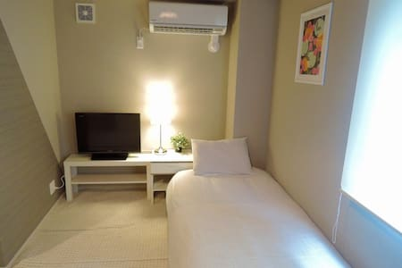 New construction.Shinsaibashi, Namba (3B) - Appartement