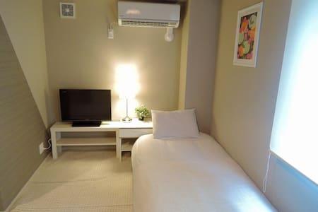 New construction.Shinsaibashi, Namba (3B) - Apartment