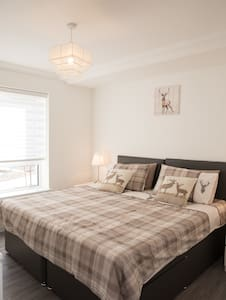 Modern & Clean Great Location 2 Bed Flat - Elgin