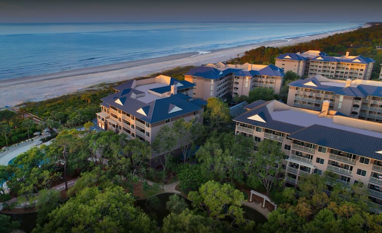 Marriott's Grande Ocean Resort, Hilton Head, SC