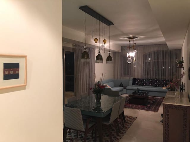 Uptown Cairo - Fully Furnished Luxury 1 Bedroom!