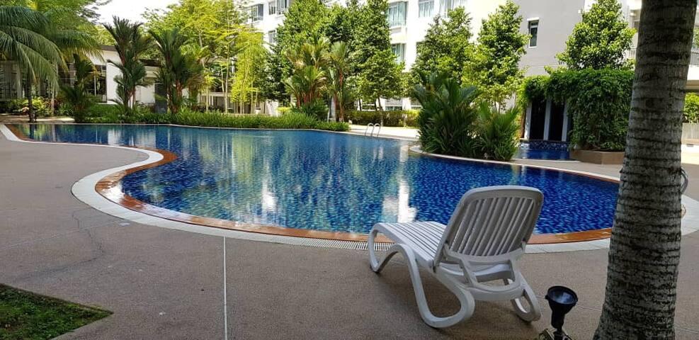 Fairway Suites#Cozy Stay#Johor Bahru