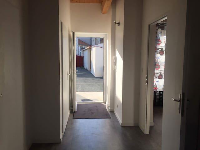 (Rochelle) Aytré apartment 4 people - Aytré - Apartament