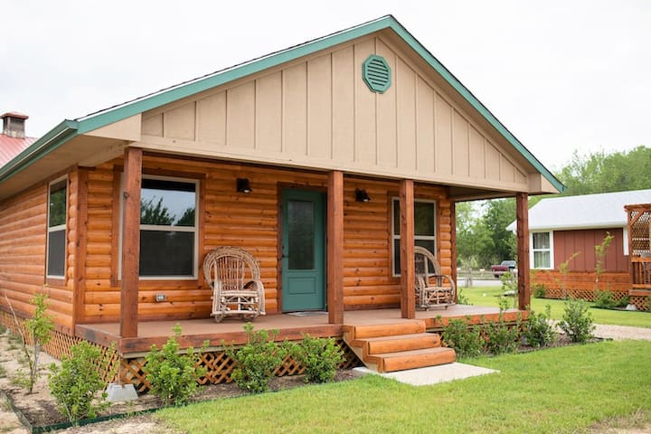 Large Cabin at the Silver Spur Resort