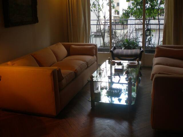 Excelente habitacion en Plaza San Martin. Retiro - Buenos Aires - Bed & Breakfast