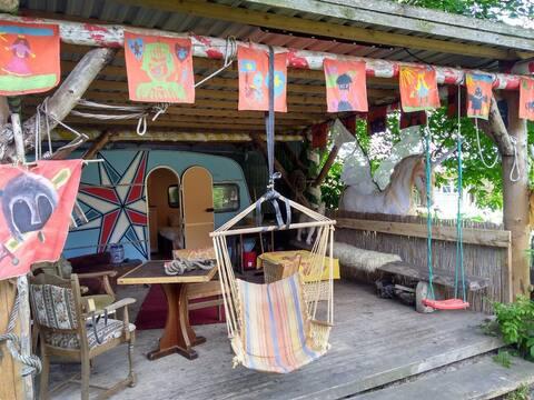 Fantasterei -alternative vacation: Käptns` Kajüte