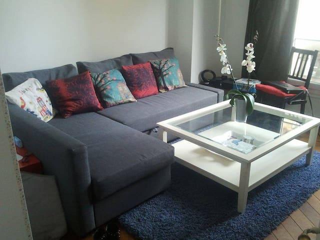 Appartement familial (chambre bébé) Bois-Colombes - Bois-Colombes - Квартира