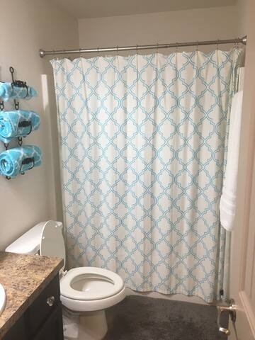 Private Room and Bathroom Just Outside of Tulsa - Sapulpa - Dom
