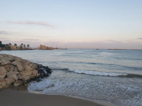 Lovely studio in the heart of Sidon with  sea view