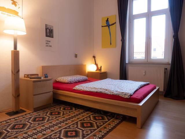 Schönes Zimmer in toller WG in Hannover-Linden