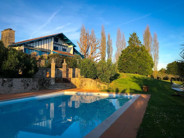 A Prestige property situated in Arcangues