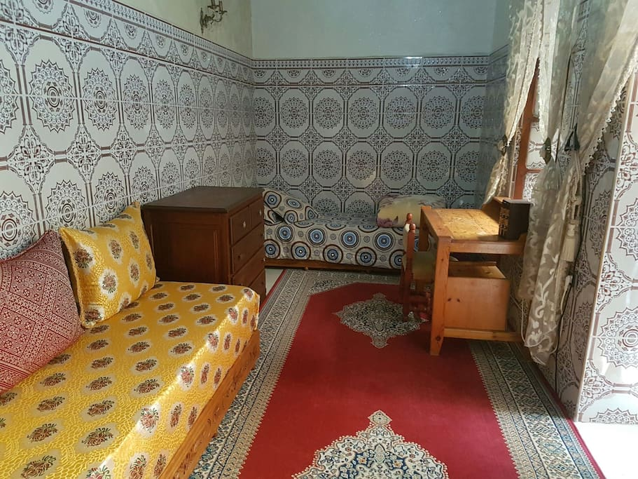 Moroccan House Traditional Houses For Rent In Rabat Rabat Sal Zemmour Za R Ma Rabat
