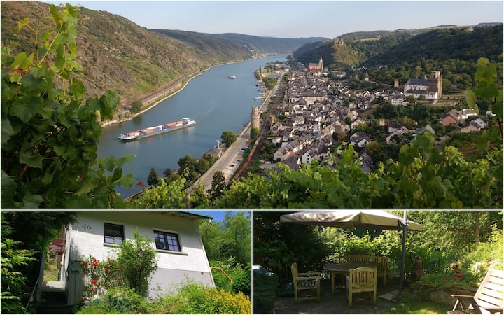 small, cosy cottage in Oberwesel