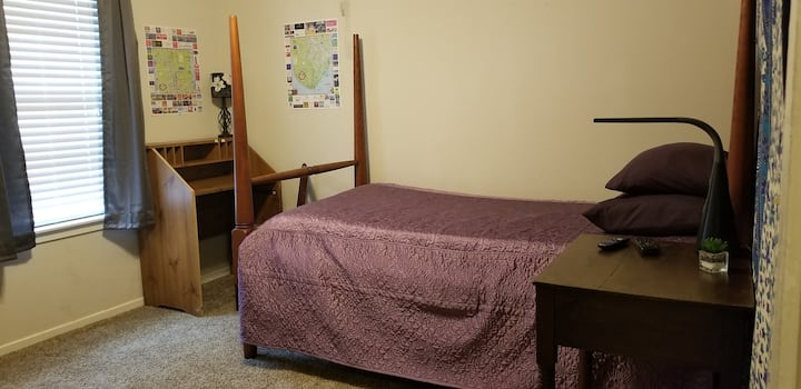 Single suite perfect for business & extended stay