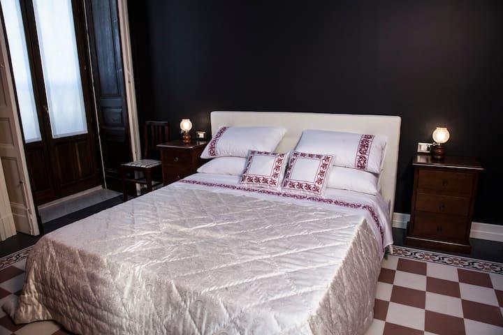 Art Fashion House Luxury Room Etnea - Catania - Bed & Breakfast