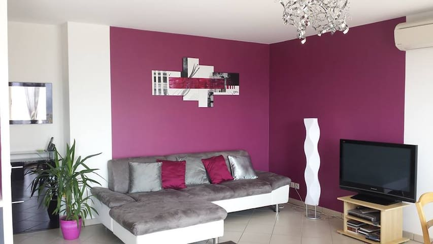 Modern and confortable apartment - Marseille - Apartment
