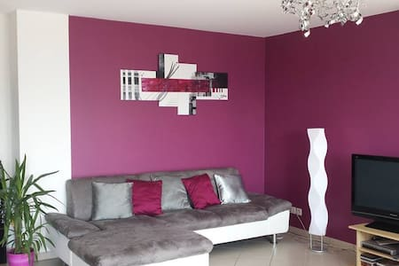 Modern and confortable apartment - Marseille