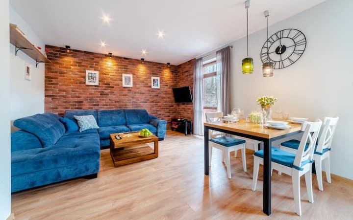 Apartamenty Wonder Home - Fiński II z sauną