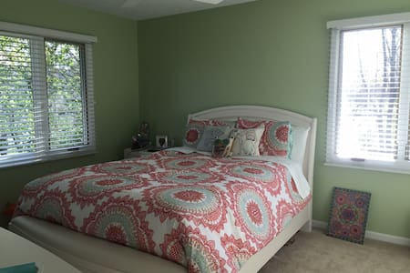 Bedroom in Newly Renovated Home. - Pepper Pike
