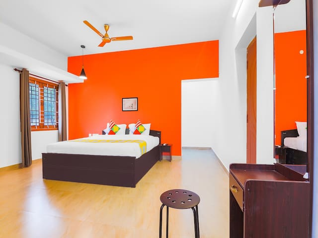 OYO - Well-Furnished 1BR Homestay in Pondicherry (Sale Alert!)
