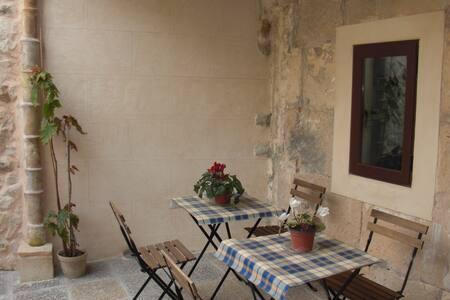Típica casa mallorquina en el centro de Mallorca - Sant Joan - Huis