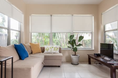 Private guest house 5min from beach - Pompano Beach - House